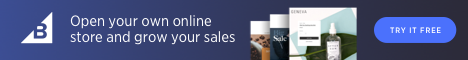 Open your own Online Store and Grow Your Sales! Try it Free Now with BigCommerce!