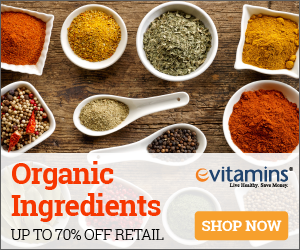 Organic Ingredients up 70% OFF Retail