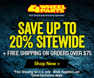 4x4 Truck Parts and Accessories