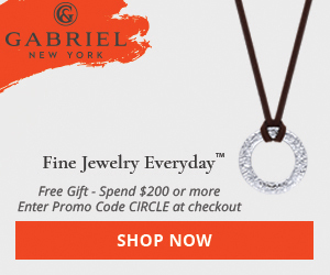 Image for Promo Code Banner, $200 Orders Get Free Circle Of Life Pendant, 300 x 250