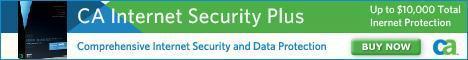 CA Internet Security Suite 2008