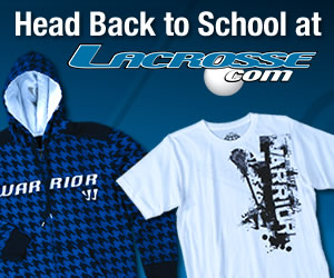 Back to School with Lacrosse.com