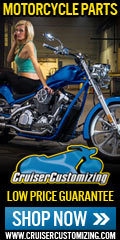 Get all your top brands at CruiserCustomizing.com!