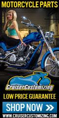 Get all your top brands at CruiserCustomizing.com!