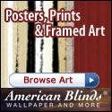 Posters, Prints & Framed Art