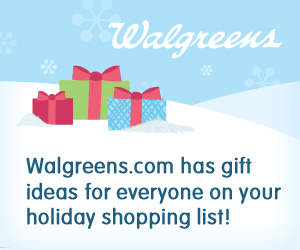 Walgreens Holiday Gift Finder