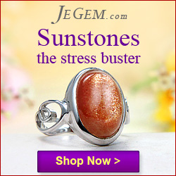 Sunstone Jewelry from JeGem.com