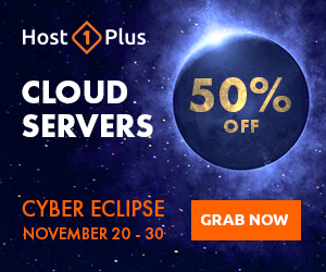 Cloud servers host1plus