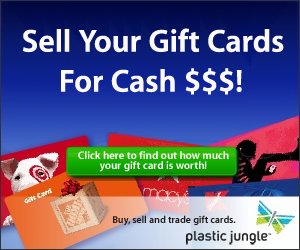 Sell your gift cards for cash $$$!