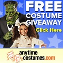 Win a Free Costume at AnytimeCostumes.com