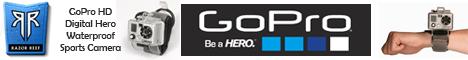 GoPro HD Waterproof Camera