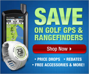 Technology Deals on All GPS & Rangefinders at Golf