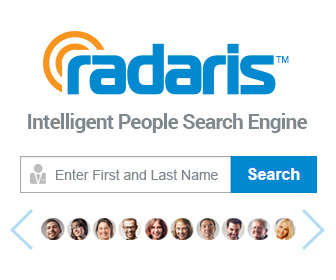 Radaris people search engine
