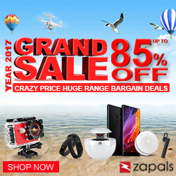 Happy New Year 2017 Grand Sale up to 85% off.
