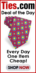 Deal Of The Day at Ties.com