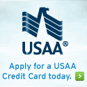 Apply for a USAA Credit Card today.