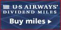Buy US Airways® Dividend Miles® today!