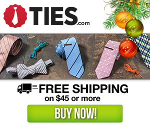Ties.com - Free Shipping on $45+