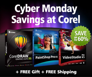 Corel Software Official Web Site