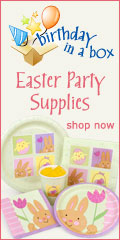 Easter Partyware