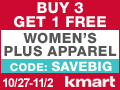 womens plussize fashions at kmart