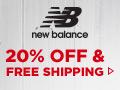 New Balance Cyber Monday 120x90