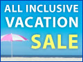 Last Minute All Inclusive Sale