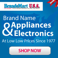 BrandsMart USA Appliances & Electronics Of Course, Low Low Prices since 1977