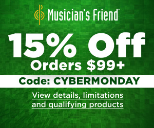 Cyber Monday Coupon: 15% off orders $99+ with code: CYBERMONDAY. Exclusions Apply. Max Discount $500