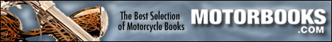 MotorBooks.com, the best selection of Motorcycle Books and Manuals