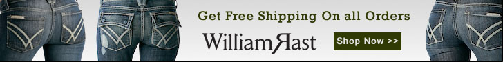 Get Free Shipping on WilliamRast