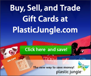 Buy, Sell, and Trade Gift Cards -PlasticJungle.com