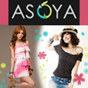 Shop Trendy Asian Fashion at Asoya.com
