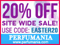 Perfumania Easter Weekend Sale: Extra 20% Off Sitewide + Additional $10 off $50 or more