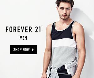 Forever 21 Mens - 300x250
