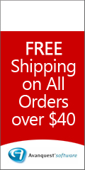 Avanquest Software Free Shipping