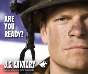 Are You Ready for Deployment? Shop at U.S. Cavalry