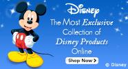 186x100 Disney Store