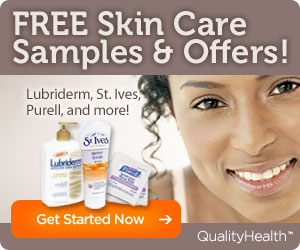 FREE Healthy Skin Care Samples, Coupons & More!