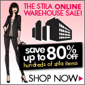 stila online warehouse sale - up to 80% off! 6/27