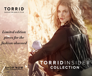 Shop the Exclusive -Torrid Insider Fashion Collection at Torrid.com!