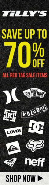 Tilly's Sale! Save up to 70%