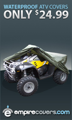 ATV Covers  -$24.99