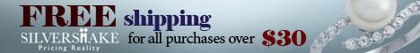 Купон Silvershake.com - Бесплатная доставка!