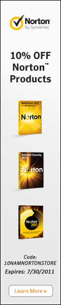 Save 10% off top Norton Products