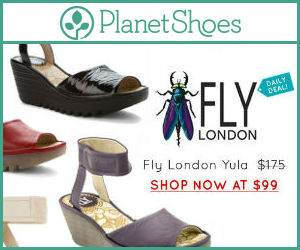 Fly London Yula $99 Sale this Weekend ONLY!