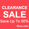 iRulu Clearance Sale