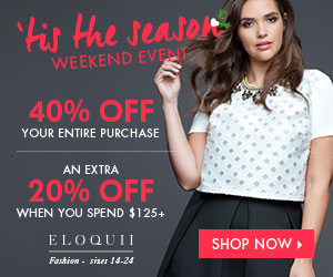 Tis the Season Weekend Event! 40% off everything + an extra 20% off when you spend $125+. Shop Now>