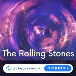 The Rolling Stones biljetter