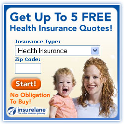 Get Free Insurance Quotes from Insurelane!